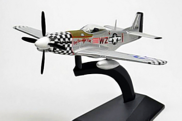 Самолет North American P-51D Mustang (1/100)