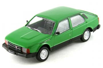 Москвич-С1 'Меридиан', зеленый (1/43)