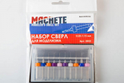Сверла набор Machete 0,25-1,15 мм для моделизма