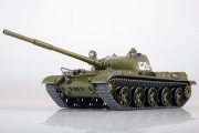 Танк Т-62, хаки (1/43)