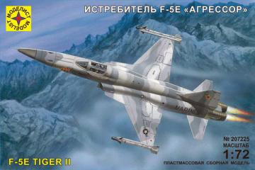 Самолет F-5E Агрессор истребитель (1/72)