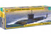 Подводная лодка 'Юрий Долгорукий' проекта 'Борей' (1/350)