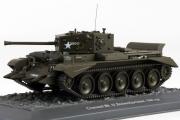 Танк Cromwell Mk. IV Великобритания, 1944 год, хаки (1/43)