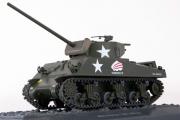 Танк M4A3 (76mm) Sherman США, 1944 год (1/43)
