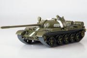 Танк Т-55, хаки (1/43)