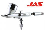 Аэрограф JAS 1142 (сопло резьбовое 0,3), емкость 9 мл