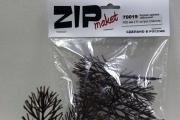 Каркас дерева овальный 100 мм (11 шт) пластик