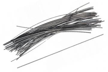 Пилка для ручного лобзика металл
