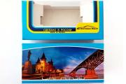Коробка 'Саратов' сделано в России, для легковых авто 14,5х7х5 см (1/43)