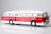 Автобус Икарус-66 городской, красный (1/43)