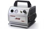 Компрессор JAS 1207 с регулятором давления, автоматика, рессивер 0,3 л