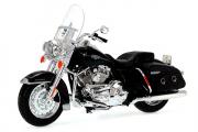 Мотоцикл Harley-Davidson FLHRC Road King Classic 2013, черный/серебро (1/12)