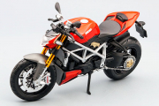 Мотоцикл Ducati mod. Streetfighter S, красный/черный (1/12)