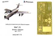 ФТ МиГ-31 фирмы 'Звезда' (1/72)