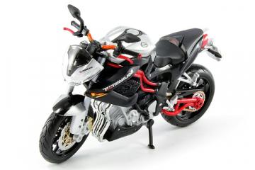 Мотоцикл Benelli Tornado Naked Tre Titanium, черный (1/12)