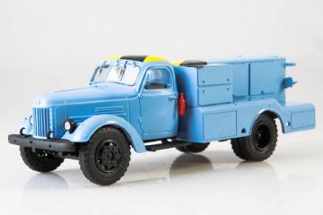 АПА-35-2 (ЗИЛ-164) динамо-машина, голубой (1/43)