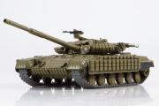 Танк Т-64БВ, хаки (1/43)