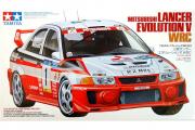 Автомобиль Mitsubishi Lancer Evolution V WRS (1/24)