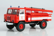 АЦ-30 (66) -146 пожарный, красный/белый (1/43)