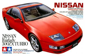 Автомобиль Nissan 300ZX Turbo (1/24)