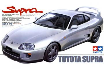 Автомобиль Toyota Supra (1/24)
