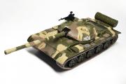 Танк Т-62 HOII, песочный/хаки камуфляж. Без блистера (1/72)