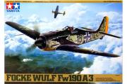 Самолет Focke-Wulf Fw190 A-3 (1/48)