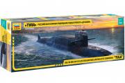 Подводная лодка 'Тула' проекта 'Дельфин' (1/350)