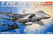 Самолет F-15C/D (1/48)