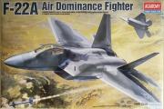 Самолет F-22A (1/48)