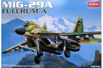 Самолет Mig-29A (Миг-29А) (1/48)