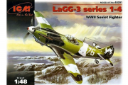 Самолет Lagg-3 series 1-4 (Лагг-3) (1/48)