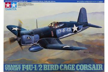 Самолет F4U-1/2 (1/48)