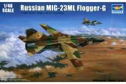 Самолет Mig-23ML (Миг-23МЛ) (1/48)