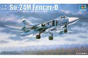 Самолет Su-24M (1/48)