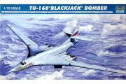 Самолет Tu-160 (Ту-160) (1/72)
