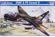 Самолет USAF A-7D Corsair II (1/32)