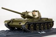 Танк Т-44, хаки (1/43)