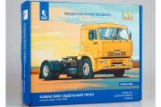 Сборная модель КАМАЗ-5460 седельный тягач 4х2 (1/43)