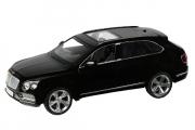 Bentley Bentayga (свет, звук), черный (1/34)